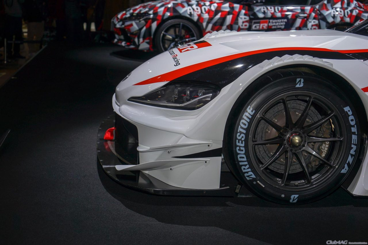Toyota Gazoo Racing Supra Gt500 Will Soon Replace The Lexus
