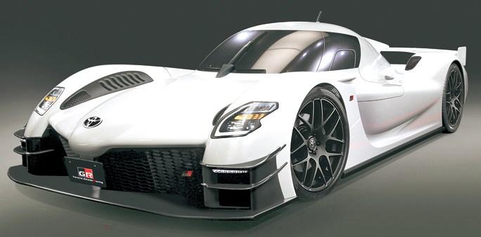 Toyota GRSS GR Super Sport