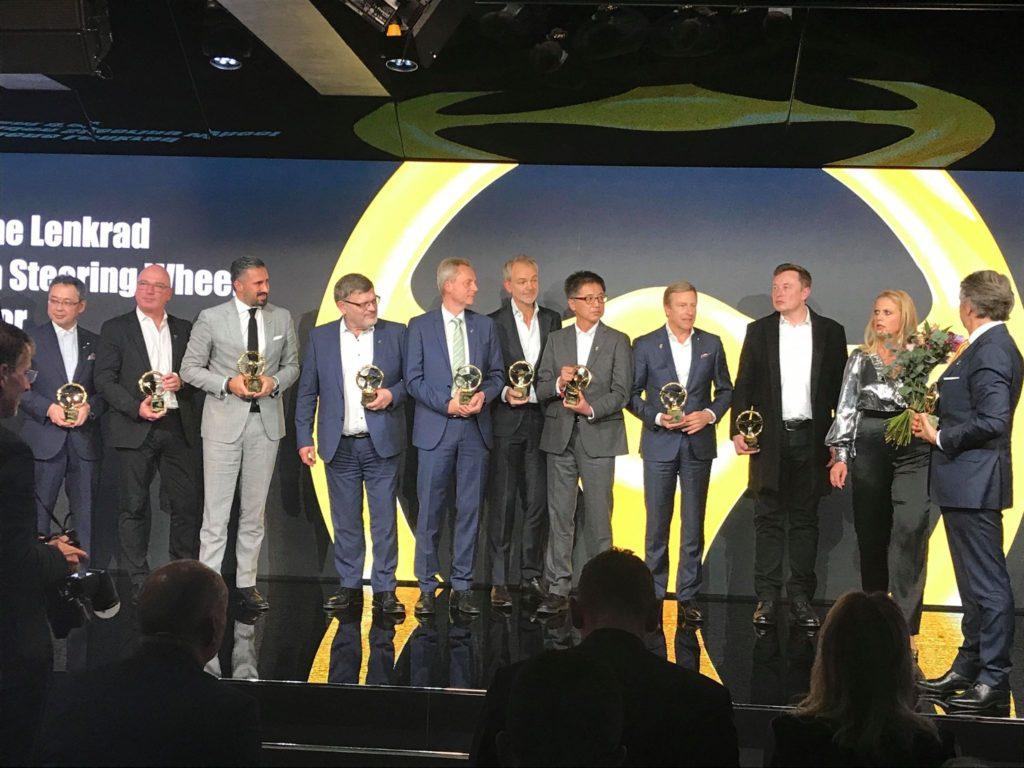 Supra Wins the Das Goldene Lenkräder!